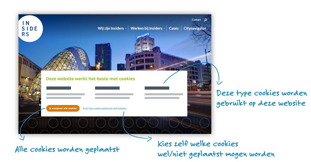 c1c920d5d148f1 De website kan gewoon gebruikt worden, maar de bezoeker MOET een keuze  maken. Totdat de gebruiker een keuze maakt, worden alleen functionele  cookies ...